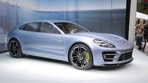 Porsche Panamera Sport - porsche panamera sport turismo wagon concept first photos and news