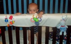 nice to have crib teething rail protector rookie moms