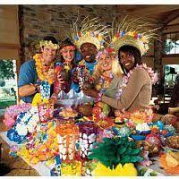 hawaiian luau party hawaiian themed luau in baltimore