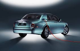 luxury rolls royce rolls royce to skip hybrids and go straight to evs
