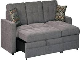 Small Sectional Sleeper Sofas Small Sectional With Chaise Bikepool Co
