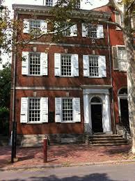 powel house philadelphia pennsylvania 1765 georgian colonial
