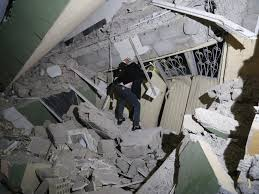 earthquake update update iran s death toll from earthquake rises to 445 houston