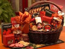 food basket gifts a grand world of thanks gourmet gift basket lg the gift basket