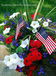Patriotic Garden Decor 162 Best Patriotic Crafts U0026 Decor Images On Pinterest Patriotic