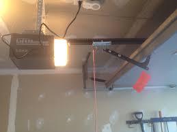 How To Install An Overhead Door Door Garage Door 16x7 Garage Door Garage Door Replacement