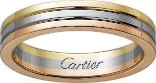 cartier alliance crb4052200 alliance de cartier or gris or jaune or