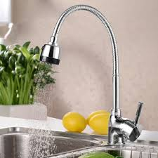 discounted kitchen faucets high end waterfall single handle gooseneck kitchen faucets