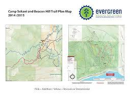 Spokane Map Trail Plans Evergreen East Mountain Bike Alliance