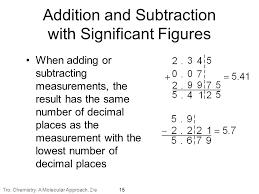 matter measurement and problem solving measurement and