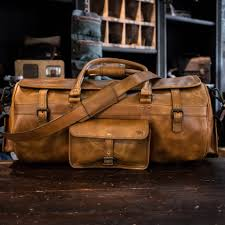 Buffalo jackson rugged leather goods clothes for men