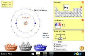 build an atom atoms atomic structure isotope symbols phet