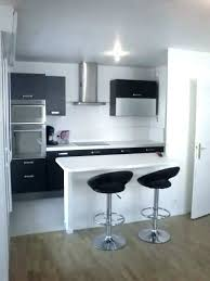 cuisine petit espace design meuble bar cuisine americaine 1 separation lzzy co