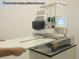 used embroidery machine inventory tajimas barudan toyota swf