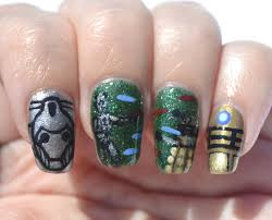 doctor who nails nails the final frontier