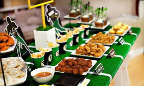 football party ideas 4 fall football party ideas an inspired affair llc