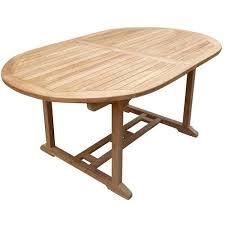 oval teak dining table highland dunes cossette oval extendable teak dining table walmart com