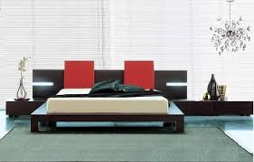 Modern Bedroom Furniture And Platform Beds In Toronto Mississauga - Contemporary platform bedroom sets