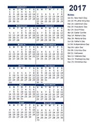 two year calendar template 2017 and 2018 free printable templates