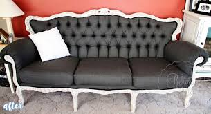 French Provincial Sofas From Vile To Virtuous Better After