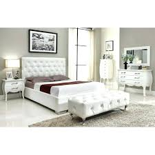 white leather bedroom sets white or black bedroom furniture btcdonors club