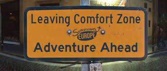 Leaving Your Comfort Zone Exiting Your Comfort Zone With Surviving Europe