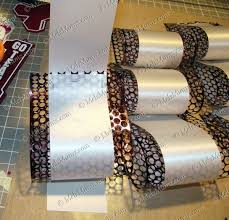 homecoming garter ideas how to make a homecoming loop vintage scrapping