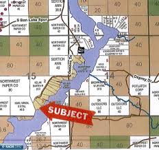 Boundary Waters Map Tbd Genor Trail Orr Mn 55723 Mls 131969 B I C Realty