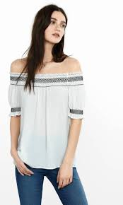 shoulder blouse the shoulder tops 2016 shop