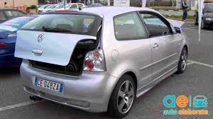 polo volkswagen 2002 polo 9n tuning youtube