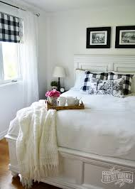 cottage bedrooms our guest cottage bedroom a small space on a budget in black