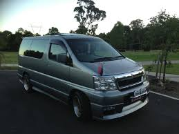 nissan elgrand australia parts nsw fs 2001 nissan elgrand e50 highway star 4wd for sale