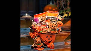 spooky sweets treats halloween gift basket for kids ages 3 to