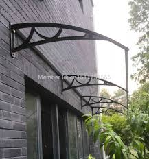 Metal Canopies And Awnings French Door Awning Images Polycarbonate Awning Door Canopy Diy