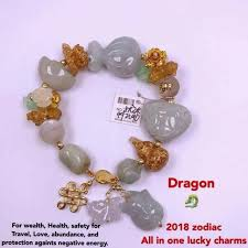 luxury charm bracelet images Chinese lucky luxury charm bracelet preloved women 39 s fashion jpg