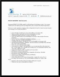 sample project manager cover letter project management cover letter sample resume sample