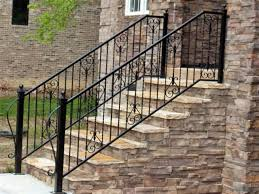 Outside Banister Railings 12 Best Choosing Rod Iron Stair Railing Correctly Images On