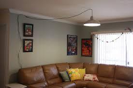 chain swag light kit lighting home lighting hanging l plug into wall light