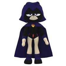 Raven Teen Titans Halloween Costume Teen Titans Raven Plush Cartoonnetworkshop