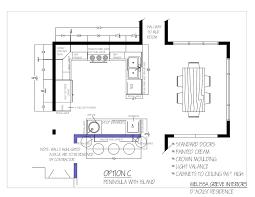 C Kitchen Design Interior Design