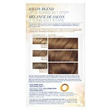 nice n easy hair color chart clairol nice n easy sun kissed permanent hair color 6 5gn light