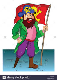 Scottish Pirate Flag Pirate Art Stock Photos U0026 Pirate Art Stock Images Alamy