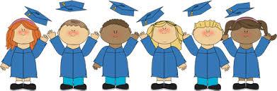 kindergarten graduation caps graduation awards day maple elementary school