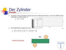 oberfläche zylinder seminar ws 04 05 prof beutelspacher ppt herunterladen