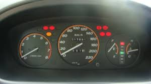 honda crv warning lights missing dash light on us 1st gen