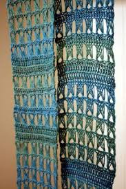 broomstick crochet beautiful broomstick lace scarf lace beautiful and free crochet