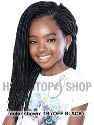 crochet braids kids mane concept afri naptural kids rock silk dreads 12 inches braid