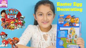 Star Wars Easter Egg Decorating Kit by Nickelodeon Paw Patrol Easter Egg Decorating Kit Chase Marshall