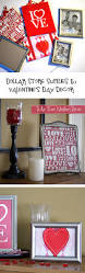 Pinterest Dollar Store Ideas by Dollar Store Valentine U0027s Day Decor Easy And Cheap Savedbyloves