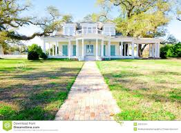 american home southern style mansion stock images image 23815704